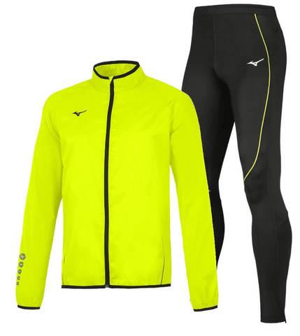 Mizuno Authentic Premium костюм для бега мужской