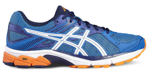 Asics Gel Innovate 7 кроссовки для бега мужские синие