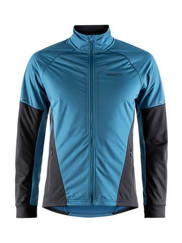 Craft Storm 2.0 мужская лыжная куртка blue-black