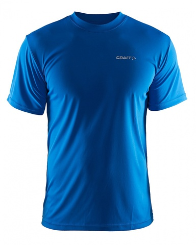 Craft Prime Run мужская спортивная футболка синяя
