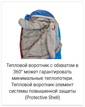 Alexika Mountain Child спальный мешок туристический - 17