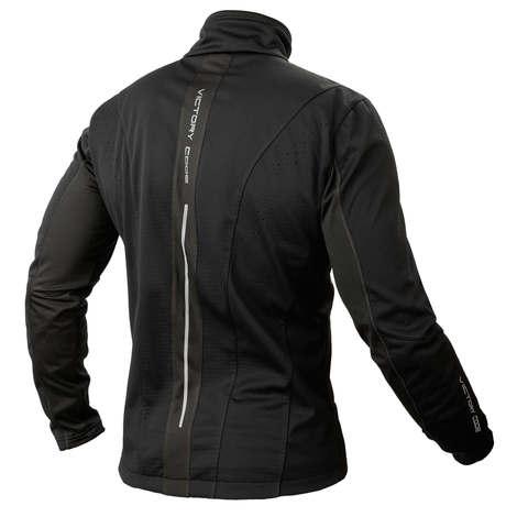 Victory Code Speed Up A2 разминочный лыжный костюм с лямками black