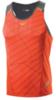 Mizuno DryLite Premium Singlet Майка red мужская - 2