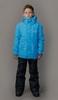 Nordski Jr Extreme горнолыжный костюм детский black-blue - 1