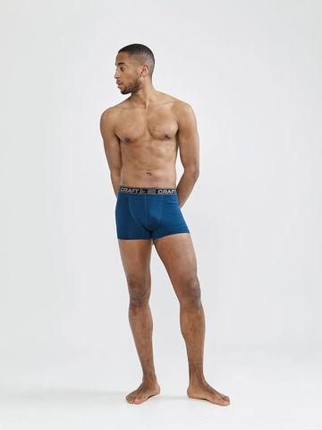 Craft Greatness 3' мужские трусы-боксеры blue