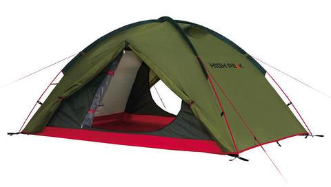 High Peak Woodpecker 3 туристическая палатка трехместная