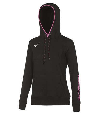 Mizuno Heritage Sweat спортивный костюм с капюшоном женский black