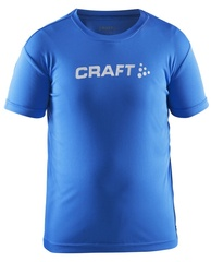 Craft Run Logo детская беговая футболка