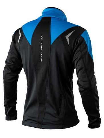 Victory Code Fast Warm лыжный костюм blue