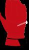 Nordski Jr Arctic Membrane перчатки детские black-red - 2