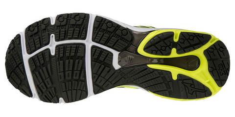Mizuno Wave Prodigy 2 беговые кроссовки мужские желтые
