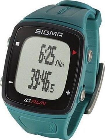 Sigma ID.RUN спортивные часы pine green