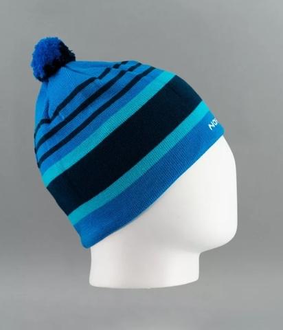 Nordski Bright лыжная шапка blue