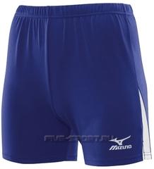 Шорты волейбольные Mizuno W's Trade Short 362 blue