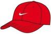 Бейсболка Nike красная - 1