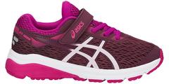 Asics Gt 1000 7 PS кроссовки для бега детские фиолетовые