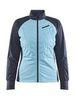 Craft Storm Balance лыжная куртка женская св.голубой-серый - 1