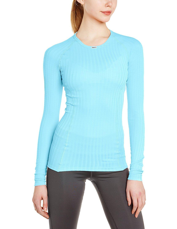 Термобелье Рубашка Craft Active женская blue - 2