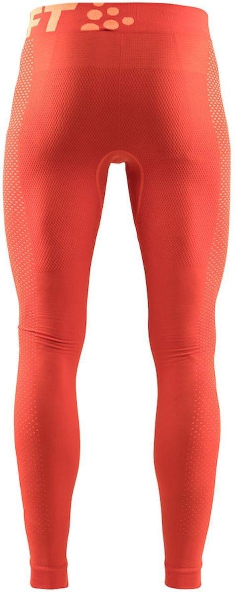 Комплект термобелья Craft Warm Intensity мужской оранжевый - 4