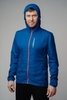 Nordski Run костюм для бега мужской blue-red - 3
