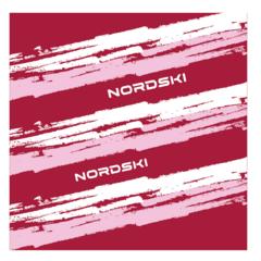 Nordski Stripe многофункциональный баф wine