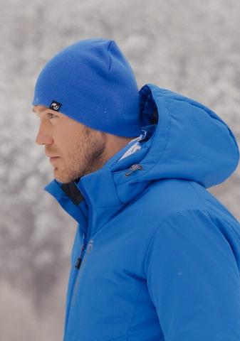 Nordski Classic шапка синяя