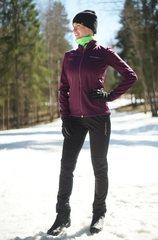 Nordski Motion разминочный лыжный костюм женский Purple