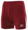 Шорты волейбольные Mizuno W's Trade Short 362 red - 1