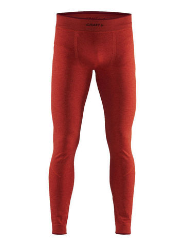 Craft Active Comfort мужское термобелье кальсоны оранжевые