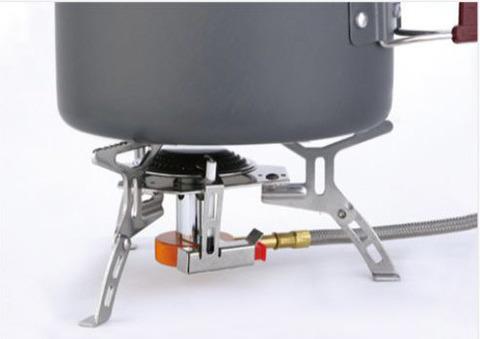 Fire-Maple FMS-105 газовая горелка со шлангом