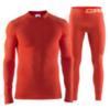 Комплект термобелья Craft Warm Intensity мужской оранжевый - 1