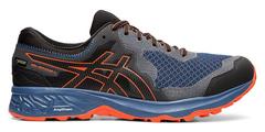 Asics Gel Sonoma 4 GoreTex кроссовки для бега мужские синие-черные