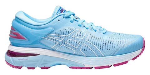 Asics Gel Kayano 25 кроссовки для бега женские голубые