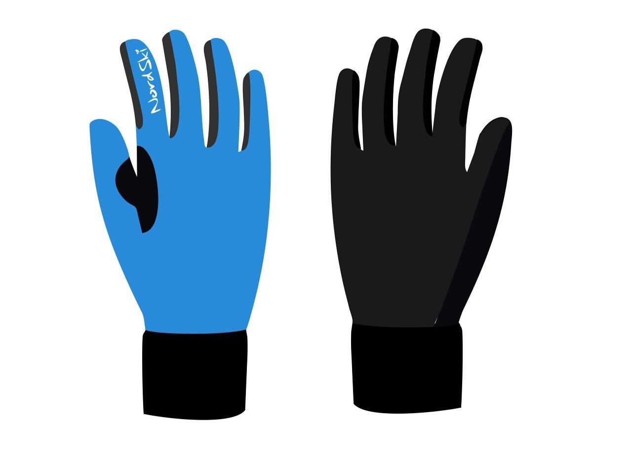 Nordski Elite перчатки blue - 3