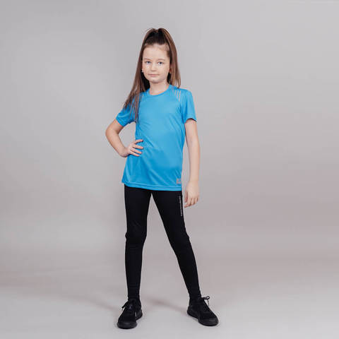Nordski Jr Run Premium комплект для бега детский blue-black
