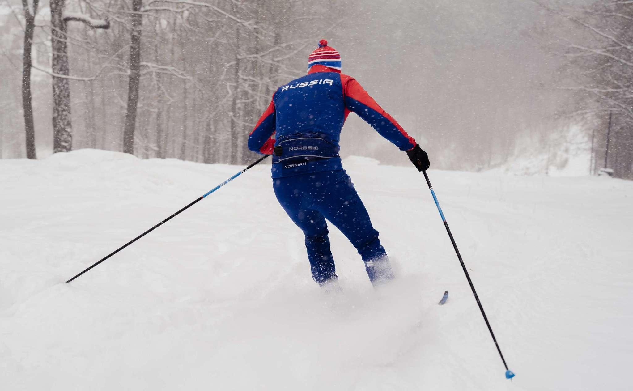 Nordski Premium Patriot лыжный костюм мужской - 18