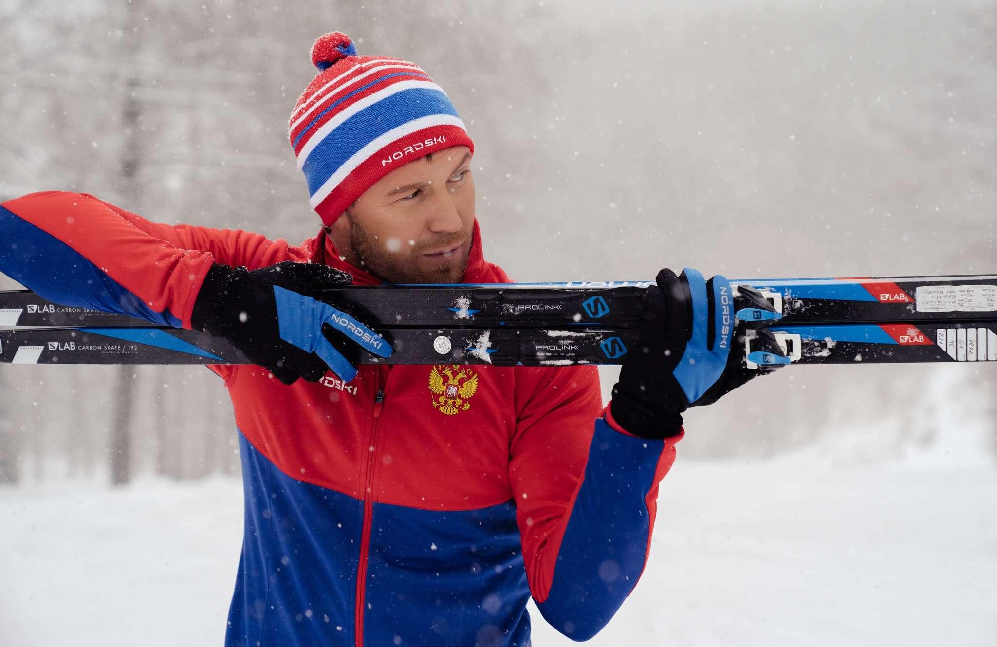 Nordski Premium Patriot лыжный костюм мужской - 16