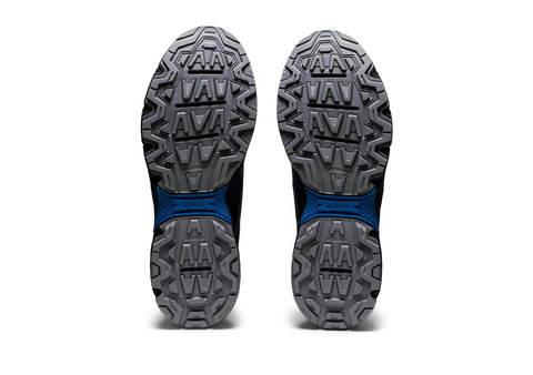 Asics Gel Venture 8 WP кроссовки-внедорожники для бега мужские черные-синие