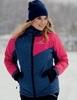 Nordski Premium Sport утепленная лыжная куртка женская denim - 3