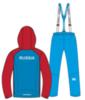 Nordski National утепленный лыжный костюм женский Blue - 4