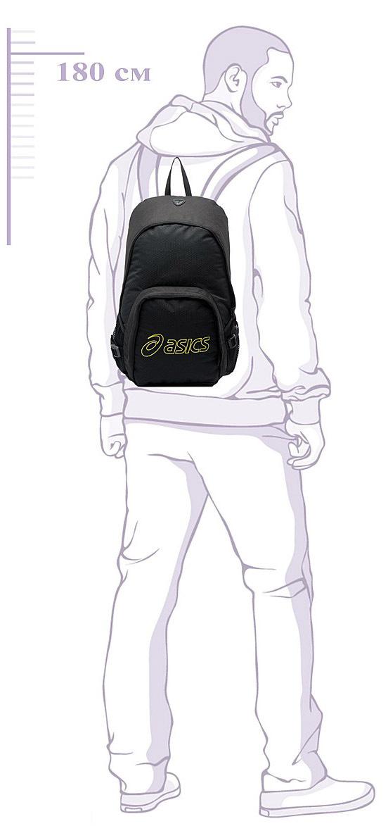 Рюкзак Asics Backpack black - 4