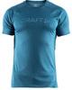 Craft Prime Run мужская футболка для бега синий - 1