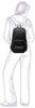 Рюкзак Asics Backpack black - 5