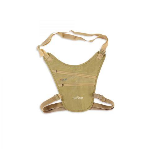 Tatonka Skin Chest Holster RFID сумка-кошелек natural