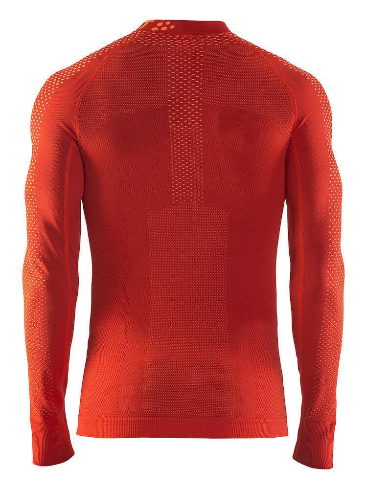Комплект термобелья Craft Warm Intensity мужской оранжевый - 2