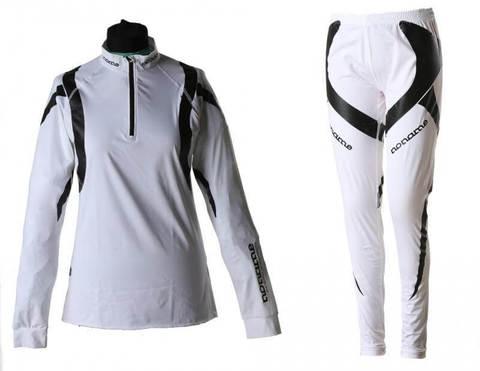 Noname XC Racing Suit WB гоночный комбинезон унисекс белый