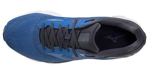 Mizuno Wave Inspire 16 беговые кроссовки мужские темно-синие