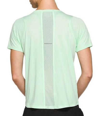 Asics Tokio Ss Top футболка для бега женская мятная