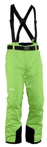 Брюки горнолыжные 8848 Altitude Coron мужские Green Neon