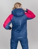 Nordski Premium Sport утепленная лыжная куртка женская denim - 2